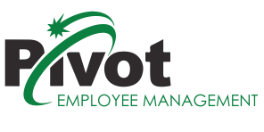 Pivot Employee Management Logo - Serving small business in locating the right talent and employee documents to make their business succeed.
